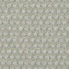 Sage Weave Decorator Fabric by Clarke & Clarke