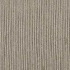Charcoal Stripes Decorator Fabric by Clarke & Clarke