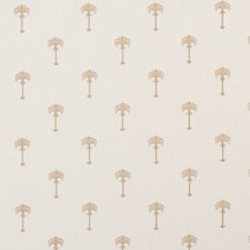 Rose Gold/Ivory Decorator Fabric by Clarke & Clarke