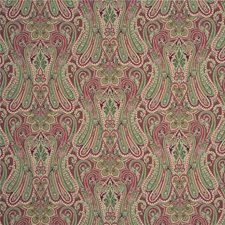 Damson Print Decorator Fabric by Mulberry Home