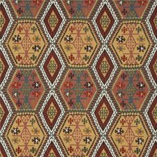 Spice Print Decorator Fabric by Mulberry Home