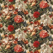 Spice Botanical Decorator Fabric by Mulberry Home