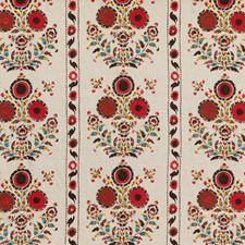 Spice Modern Decorator Fabric by Mulberry Home