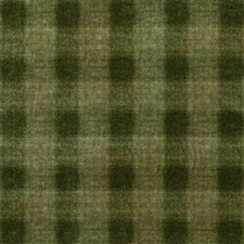Emerald Check Decorator Fabric by Mulberry Home