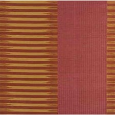 Terracotta/Copper/Gold Decorator Fabric by Mulberry Home