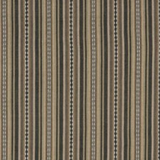 Charcoal/Bronze Weave Decorator Fabric by Mulberry Home