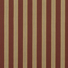 Russet/Ochre Weave Decorator Fabric by Mulberry Home