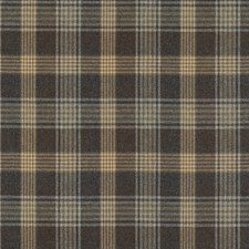 Woodsmoke Plaid Decorator Fabric by Mulberry Home