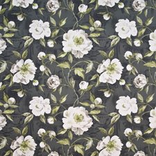 Midnight Willow Decorator Fabric by Kasmir