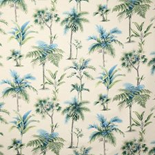 Palm Print Decorator Fabric by Pindler