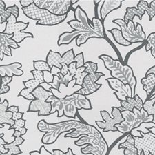 Platinum Botanical Decorator Fabric by Kravet