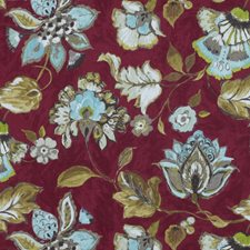 Merlot Decorator Fabric by RM Coco