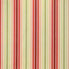 Peach Stripes Decorator Fabric by Kravet