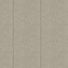 Linen/Silver Stripes Decorator Fabric by Groundworks