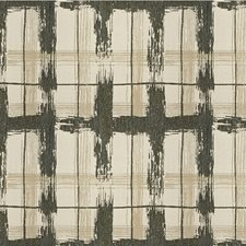Pebble Plaid Decorator Fabric by Groundworks