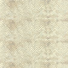 Silver Flamestitch Decorator Fabric by Groundworks
