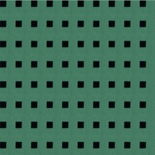Green/Black Contemporary Decorator Fabric by Groundworks