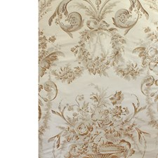 Grisaille Decorator Fabric by Scalamandre