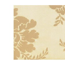 Pale Yellow Decorator Fabric by Scalamandre