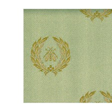 Gold/Vert Decorator Fabric by Scalamandre