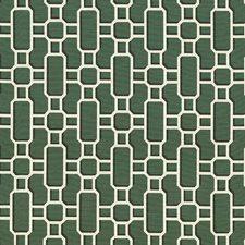 Emerald Decorator Fabric by Kasmir