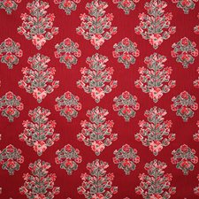 Ruby Traditional Decorator Fabric by Pindler
