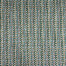 Turquoise Transitional Decorator Fabric by JF