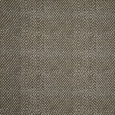 Charcoal Stripe Decorator Fabric by Pindler
