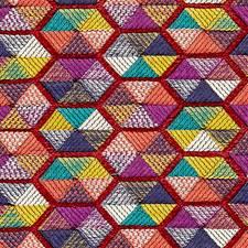 Multi Decorator Fabric by Scalamandre