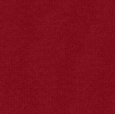Venitian Red Solids Decorator Fabric by G P & J Baker