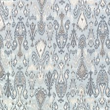 Blue Mist Decorator Fabric by Scalamandre