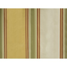 Gold Stripes Decorator Fabric by Brunschwig & Fils
