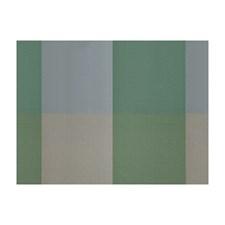 Blue Flume Plaid Decorator Fabric by Brunschwig & Fils