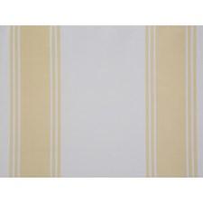 Buttah Yellah Stripes Decorator Fabric by Brunschwig & Fils