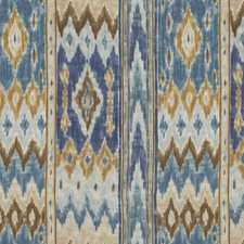 Denim Ikat Decorator Fabric by Kravet