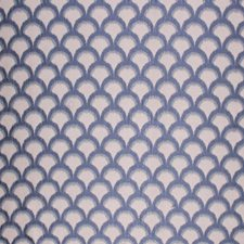Blue Decorator Fabric by RM Coco