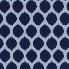 Navy Decorator Fabric by RM Coco