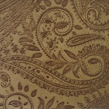 Taupe Paisley Decorator Fabric by Kravet