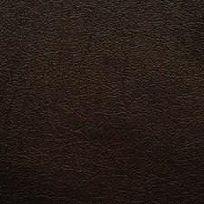 L-Portofin-Chocolate Leather Decorator Fabric by Kravet