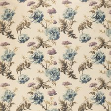 Cadet Velvet Decorator Fabric by Laura Ashley