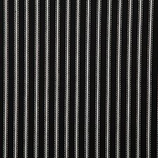 Ebony Stripe Decorator Fabric by Pindler