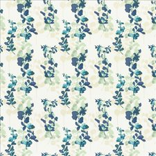 Wisteria Blue Decorator Fabric by Kasmir