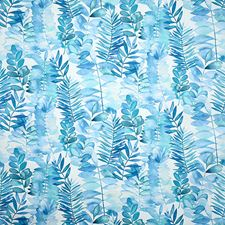 Blue Contemporary Decorator Fabric by Pindler