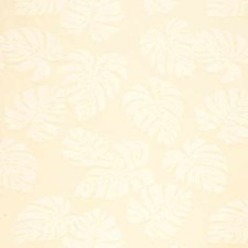 Cream Botanical Decorator Fabric by Baker Lifestyle