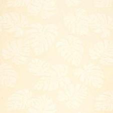 Cream Botanical Decorator Fabric by Baker Lifestyle