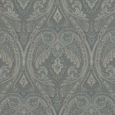 Teal Decorator Fabric by Ralph Lauren