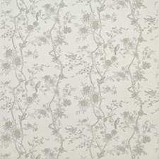 Silver Decorator Fabric by Ralph Lauren