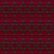 Red Decorator Fabric by Ralph Lauren