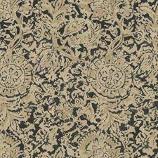 Ebony Decorator Fabric by Ralph Lauren