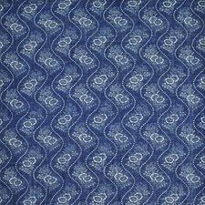 Brilliant Blue Decorator Fabric by Ralph Lauren
